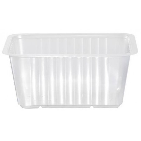 Translucent TRAY sealable and microwaveable 1440 cc - the 110