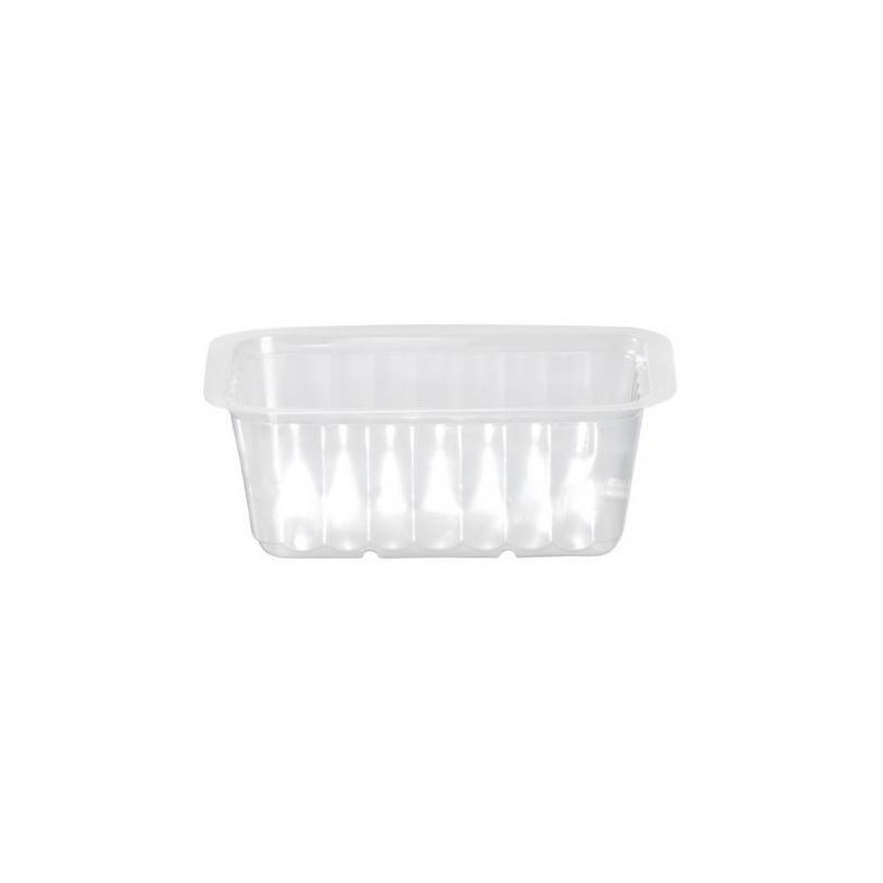 Translucent TRAY sealable and microwaveable 375 cc - the 120
