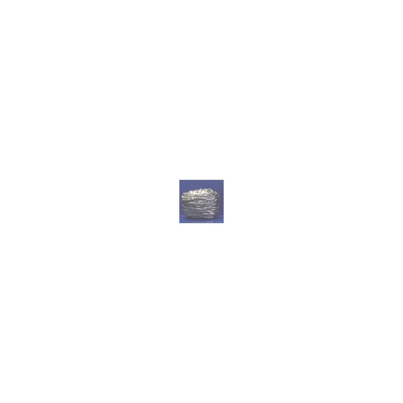 EPONGE TAMPON INOX -60 g- les 10