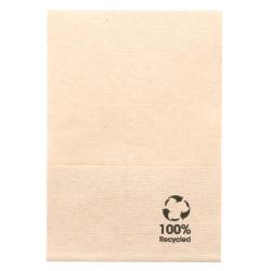 TOVAGLIOLO Natural BIO per Dispenser da Tavolo 1 spessore 17X17 cm - sacchetto da 200