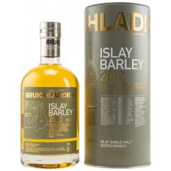 WHISKEY BRUICHLADDICH Islay Barley 2012 50 ° 70 cl in its case
