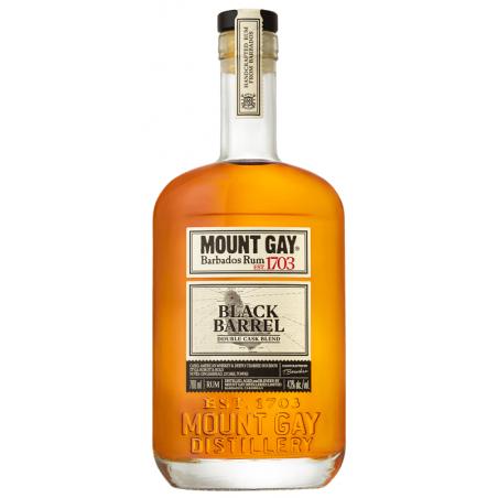 Dark rum MOUNT GAY Black Barrel 43 ° 70 cl
