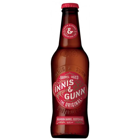 Cerveza INNIS AND GUNN Original Amber Scotland 6.6 ° 33 cl