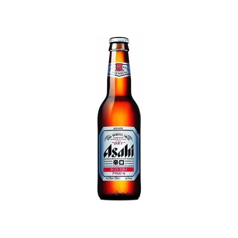 ASAHI Birra giapponese bionda 5 ° 33 cl