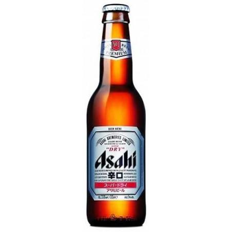 Bière ASAHI Blonde Japonnaise 5° 33 cl
