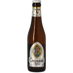 CORSENDONK AGNUS Triple cerveza belga 7.5 ° 33 cl