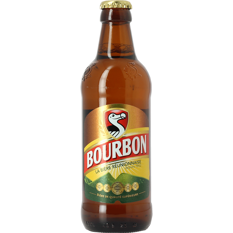 DODO BOURBON Blonde beer French Reunion Island 5 ° 33 cl