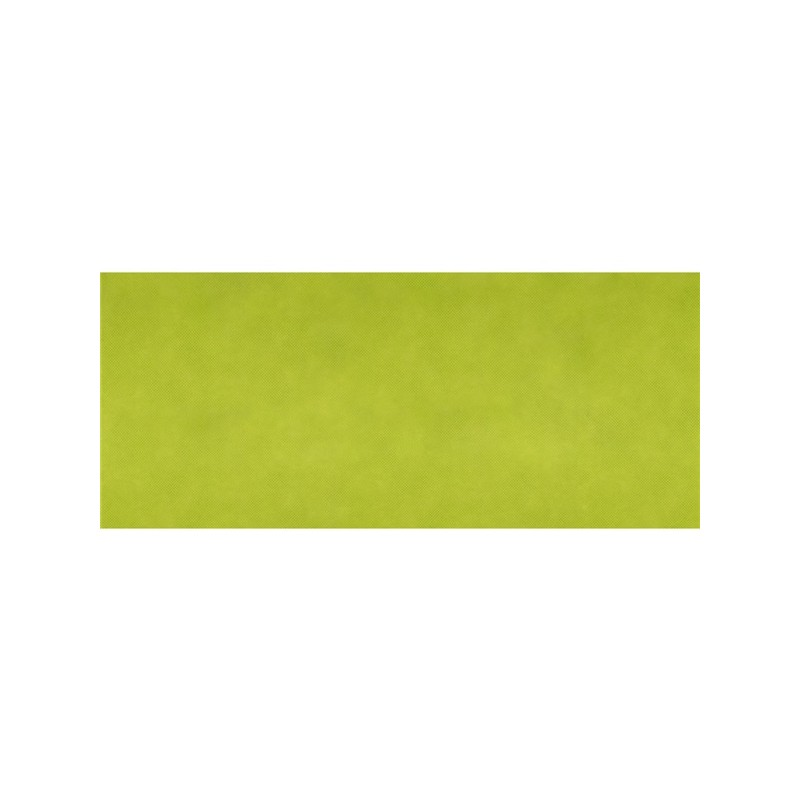 ANISE GREEN Spunbond Non-Woven Table Runner 40 x 120 cm 1/2 folded - the 40