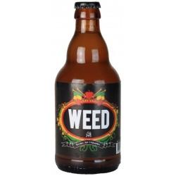 Beer WEED Blonde France 5.5 ° 33 cl