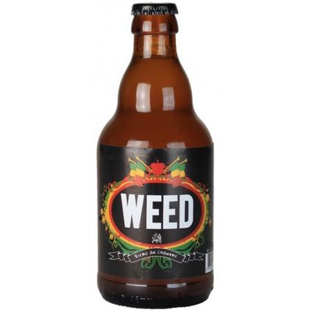 Cerveza WEED Blonde France 5.5 ° 33 cl