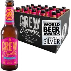 Bier CREW REPUBLIC IN YOUR FACE Blonde IPA Deutsch 6,8° 33 cl