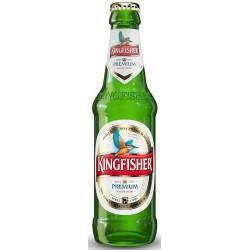 Bière KINGFISHER PREMIUM Blonde Indienne 4,8° 33 cl