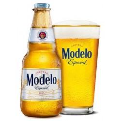 MODELO ESPECIAL Cerveza Rubia Mexicana 4.5 ° 35.5 cl