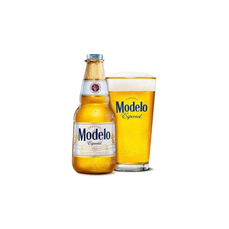 MODELO ESPECIAL Mexican Blonde beer 4.5 ° 35.5 cl