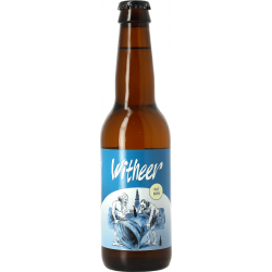 WITHEER White Dutch Beer 5 ° 33 cl