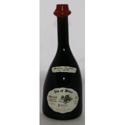 APERITIF -Vin et Mûre- Bigallet 16° 75 cl
