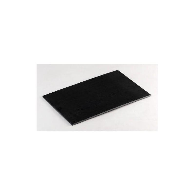 """PLATEAU Ardoise """"Gatien"""" Rectangle - 30x20x0.5 cm"""